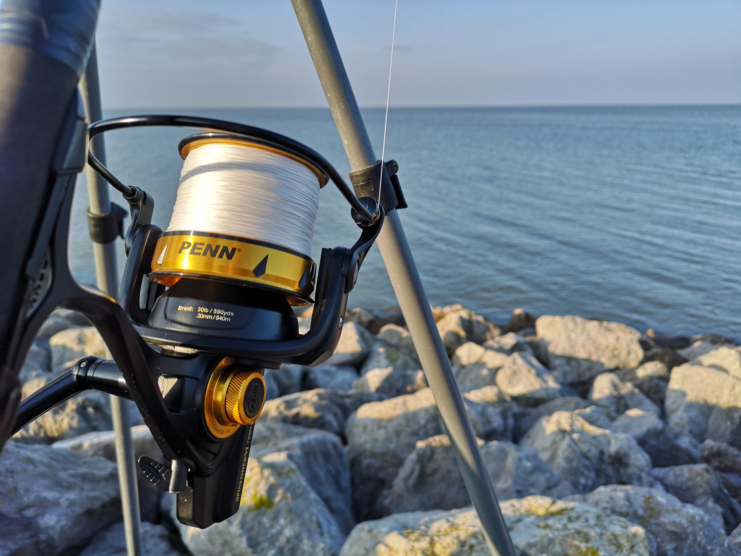 Daiwa Crossfire LT Spinning Reels Fixed Spool Sea Fishing Reel *